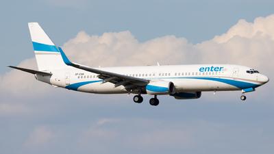 SP-ENN - Boeing 737-8CX - Enter Air