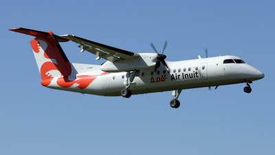 A picture of CFEAI - De Havilland Canada Dash 8300 - Air Inuit - © Maxime Branchaud