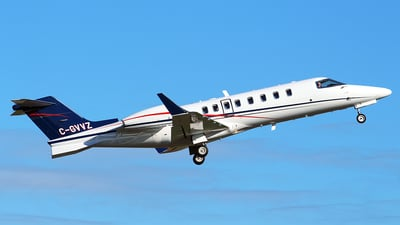 C-GVVZ - Bombardier Learjet 45 - Sunwest Aviation