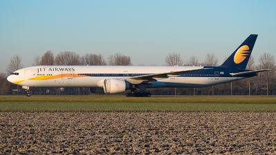 VT-JEK - Boeing 777-35RER - Jet Airways