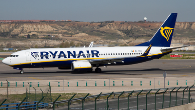 EI-FRW - Boeing 737-8AS - Ryanair