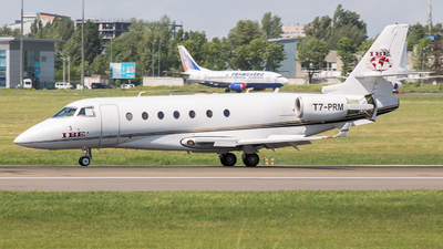 T7-PRM - Gulfstream G200 - Business Aviation Center
