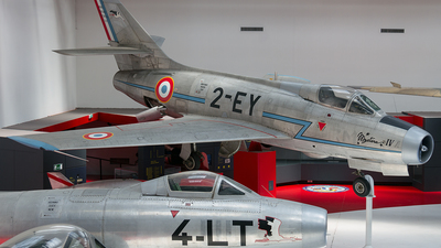 289 - Dassault MD.452 Mystère IVA - France - Air Force