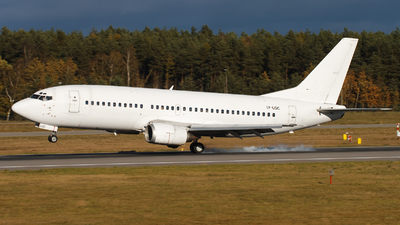 A picture of LYLGC - Boeing 737382 - GetJet Airlines - © Bartlomiej Gabriel