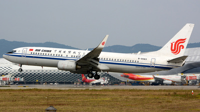 B-5583 - Boeing 737-89L - Air China