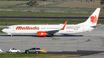 9M-LNH - Boeing 737-9GPER - Malindo Air