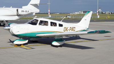 A picture of OKPAC - Piper PA28181 Archer III - OK Aviation Group - © Václav Kudela