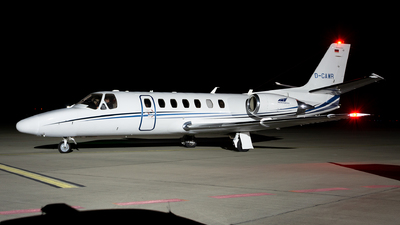 D-CAWR - Cessna 560 Citation Encore - Aerowest Flugcharter