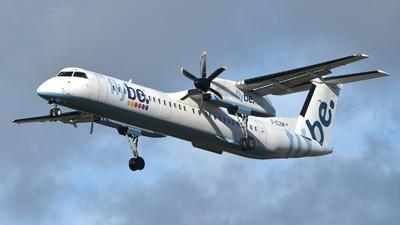 A picture of GECOM - De Havilland Canada Dash 8400 - Flybe - © Didier Vittoz