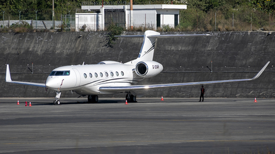 G-DSMR - Gulfstream G650ER - TAG Aviation UK