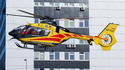 SP-HXZ - Eurocopter EC 135P2i - Lotnicze Pogotowie Ratunkowe