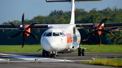 PK-WHF - ATR 72-212A(600) - Wings Air