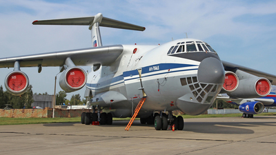 RF-78805 - Ilyushin IL-76MD - Russia - Air Force