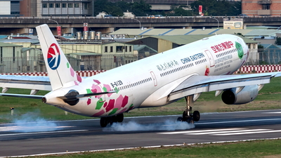B-6129 - Airbus A330-343 - China Eastern Airlines