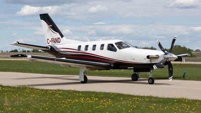 C-FAND - Socata TBM-700 - Private