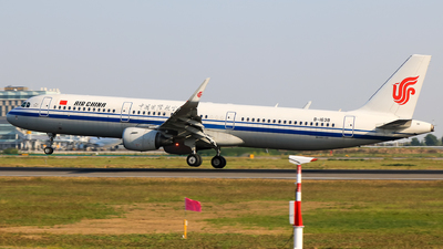 B-1638 - Airbus A321-213 - Air China