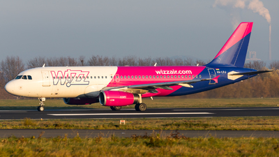 HA-LPJ - Airbus A320-232 - Wizz Air