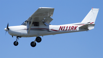 N111RK - Cessna 152 - Private