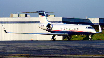 N616RK - Gulfstream G550 - Private