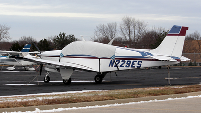 N229ES - Beechcraft 35 Bonanza - Private