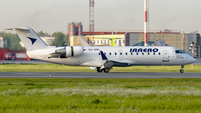 VQ-BML - Bombardier CRJ-200ER - IrAero