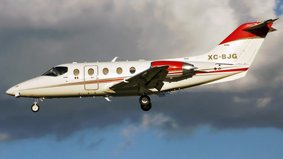 A picture of XCBJG - Hawker Beechcraft 400XP - [RK434] - © Alex Zothique