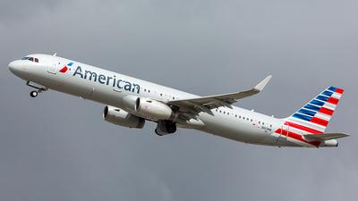 N103NN - Airbus A321-231 - American Airlines