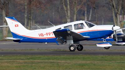 HB-PPT - Piper PA-28-181 Archer II - Fliegerschule Birrfeld