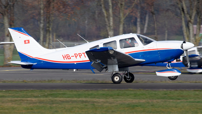 A picture of HBPPT - Piper PA28181 - [2890163] - © Alexandre Fazan