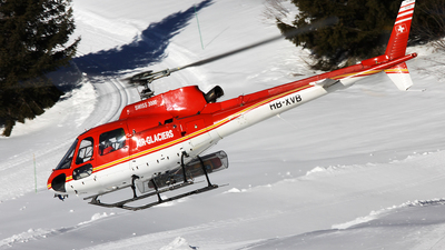 HB-XVB - Aérospatiale AS 350B2 Ecureuil - Air Glaciers