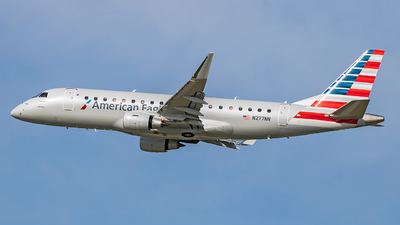 N277NN - Embraer 170-200LR - American Eagle (Envoy Air)