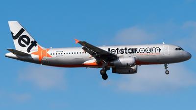 VH-VGA - Airbus A320-232 - Jetstar Airways