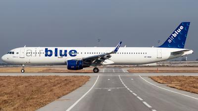 A picture of APBMM - Airbus A321211 - AirBlue - © Baqir Kazmi