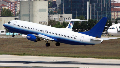 EY-538 - Boeing 737-4Y0 - East Air