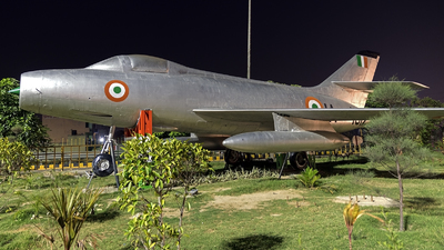 IA1012 - Dassault MD.454 Mystère IVA - India - Air Force