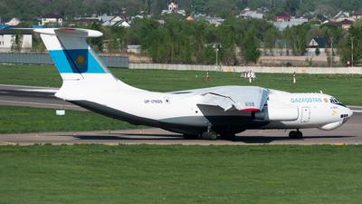 UP-I7605 - Ilyushin IL-76TD - Berkut Air Services