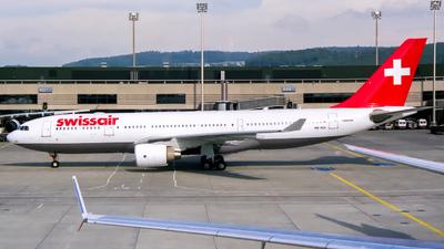 HB-IQA - Airbus A330-223 - Swissair