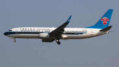 B-7970 - Boeing 737-81B - China Southern Airlines