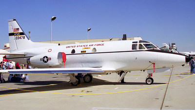 60-3478 - North American T-39A Sabreliner - United States - US Air Force (USAF)