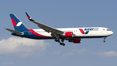 A picture of VPBXW - Boeing 7673Q8(ER) - Azur Air - © Bora Polater
