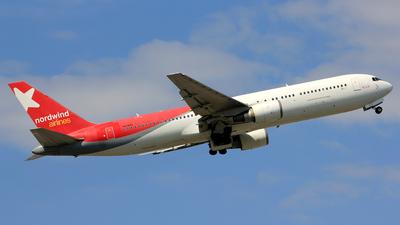 VQ-BOG - Boeing 767-341(ER) - Nordwind Airlines