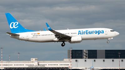 EC-MPG - Boeing 737-85P - Air Europa
