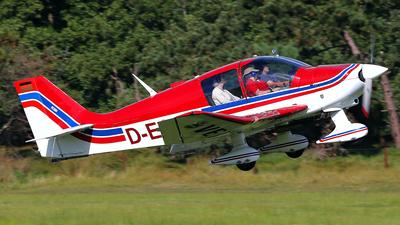 D-EQHS - Robin DR400/180 Régent - Private