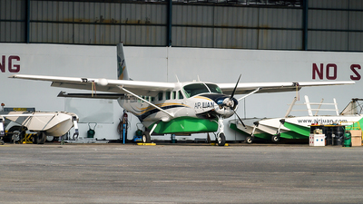 RP-C2303 - Cessna 208B Grand Caravan EX - Private