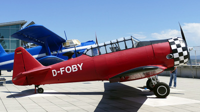 D-FOBY - North American AT-6A Texan - Private