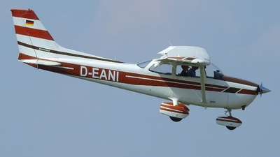 D-EANI - Reims-Cessna F172N Skyhawk II - Private