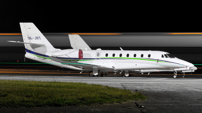 OK-JRT - Cessna 680 Citation Sovereign Plus - SmartWings