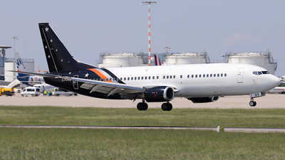 G-POWS - Boeing 737-436 - Titan Airways