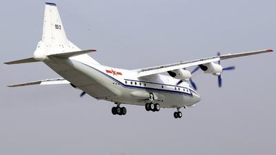 9512 - Shaanxi Y-8C - China - Navy