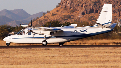 XC-HMO - Rockwell 690B Turbo Commander - Mexico - Sonora State Government